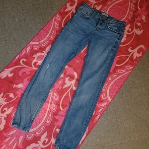 Zara Woman Premium Denim Skinny Jeans